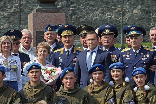 Изображение к статье В Иркутске прошли праздничные мероприятия