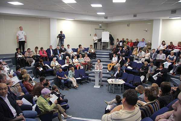 Изображение к статье Мусорная реформа обсуждалась в Иркутске на круглом столе На Иркутскинформ
