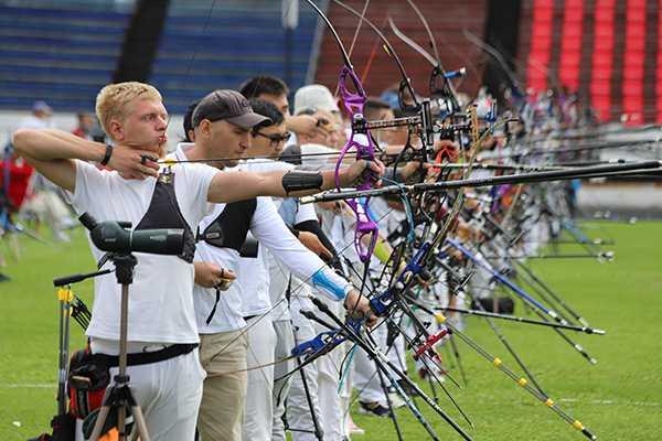 Изображение к статье Иркутск впервые принял чемпионат России по стрельбе из лука На Иркутскинформ