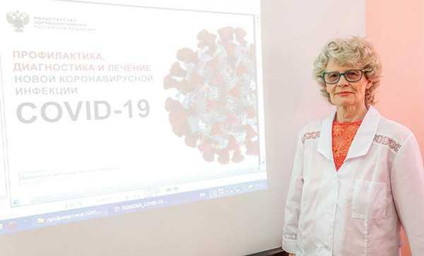 Изображение к статье Врач-инфекционист: «Мы победим пандемию коронавируса
