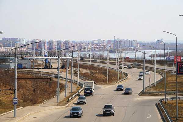 Изображение к статье Дорожная оптимизация: вИркутске разрабатывают проекты реконструкции транспортных развязок На Иркутскинформ