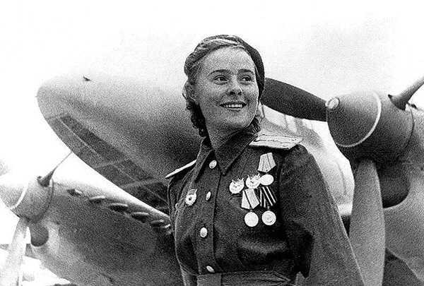 Изображение к статье История легендарной летчицы-штурмана Марины Расковой На Иркутскинформ