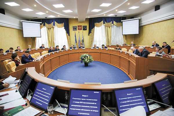 Изображение к статье Город в надежных руках: депутаты избрали мэра Иркутска и нового председателя думы На Иркутскинформ