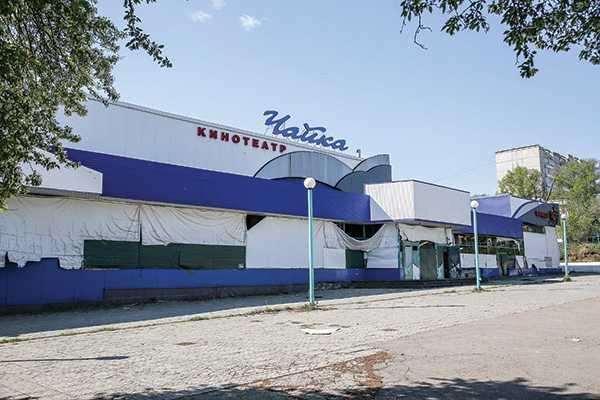 Изображение к статье На месте бывшего кинотеатра «Чайка» в Иркутске решено построить детскую поликлинику На Иркутскинформ