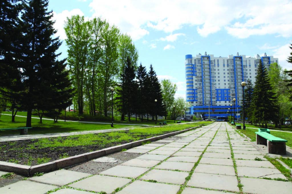 Изображение к статье Реконструкция Лисихинского парка в Иркутске начнется 28 мая На Иркутскинформ