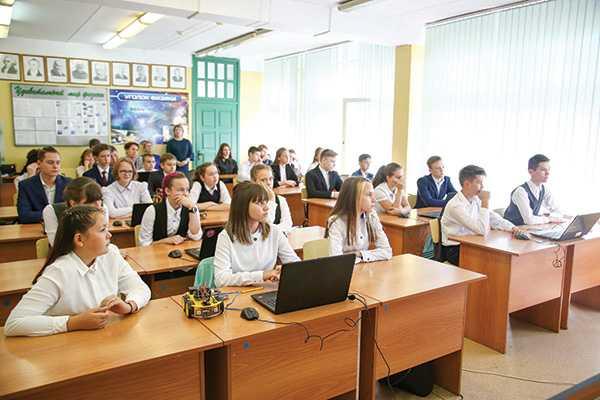 Изображение к статье Снова в школу: новый учебный год планируют начать в традиционном формате На Иркутскинформ