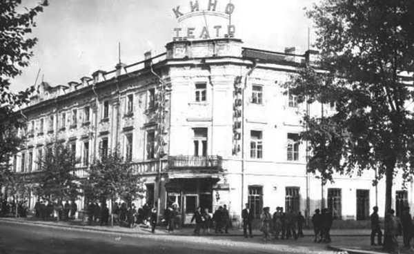 Изображение к статье О старейших кинематографических заведениях Иркутска горожанам рассказали в режиме онлайн На Иркутскинформ