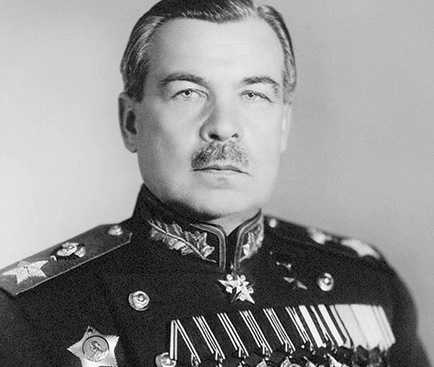 Изображение к статье Без права на ошибку: три войны маршала Говорова На Иркутскинформ
