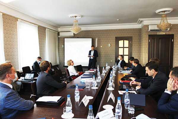 Изображение к статье Перспективы развития Иркутска обсудили на совещании с министром экономического развития РФ На Иркутскинформ