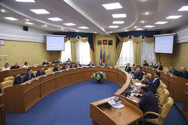 Изображение к статье Нового мэра Иркутска депутаты могут выбрать уже в апреле На Иркутскинформ