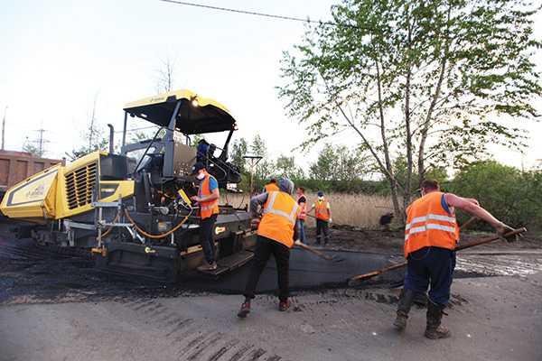Контроль за ремонтом дорог ведется в Иркутске ежедневно