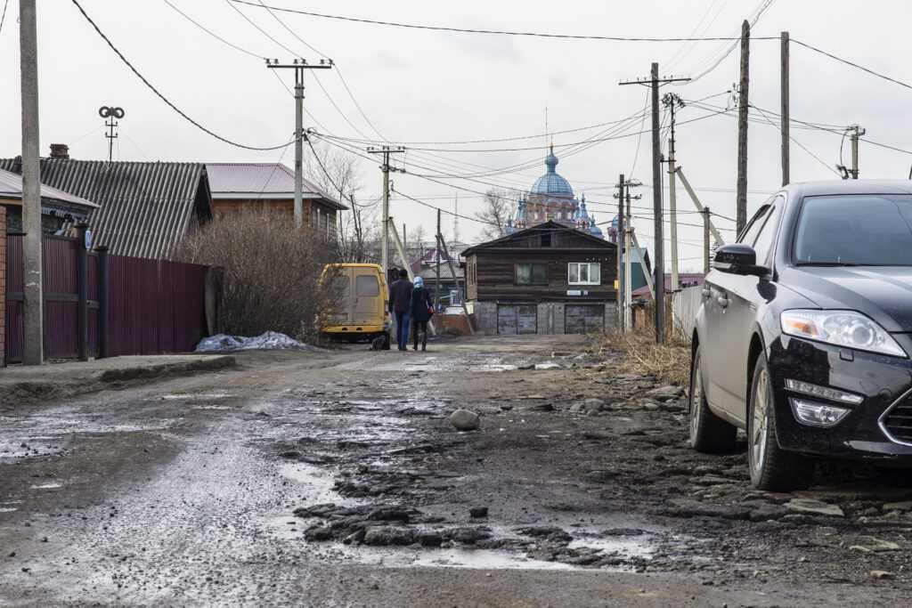 Более 88 млн рублей потратят на ремонт улиц частного сектора