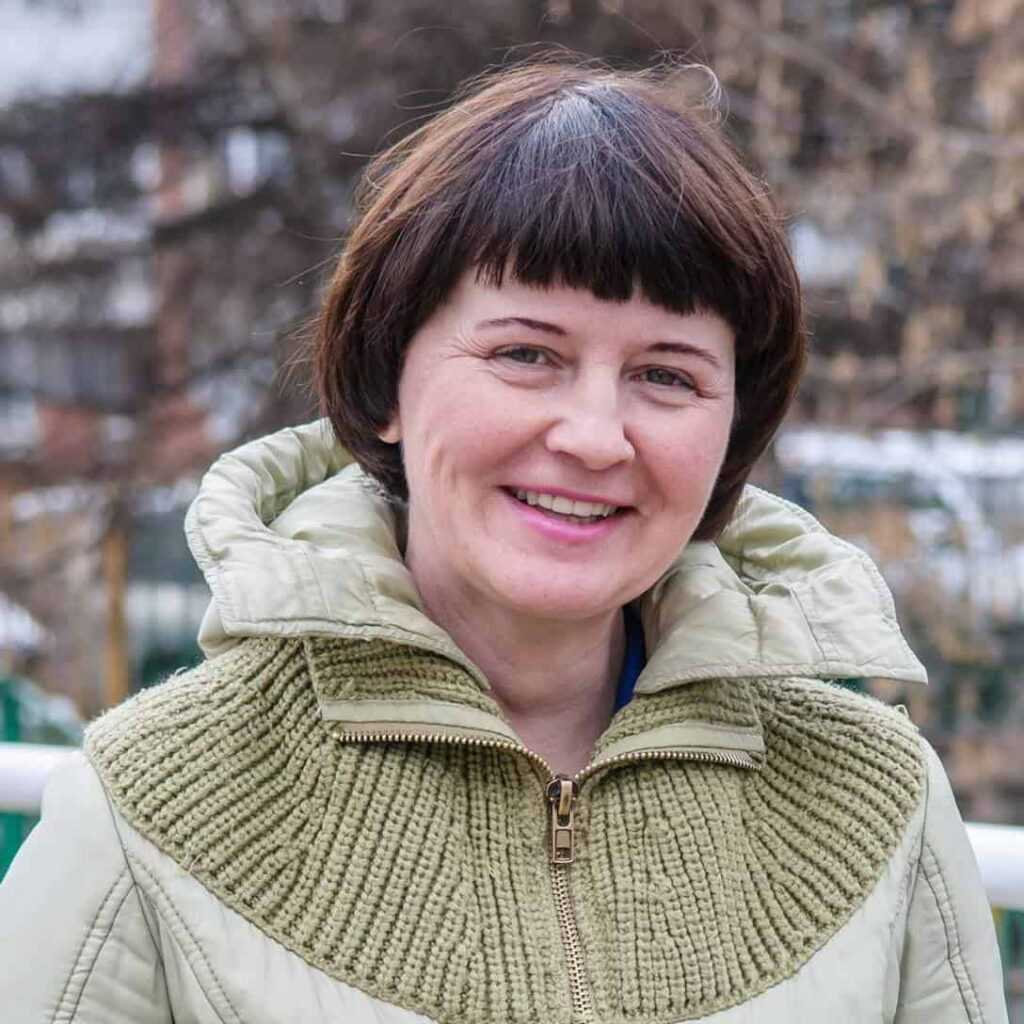 Нина Воронина