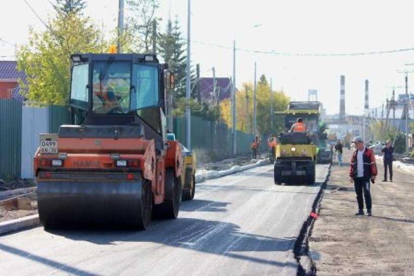 ремонт улицы Култуксокй Иркутск