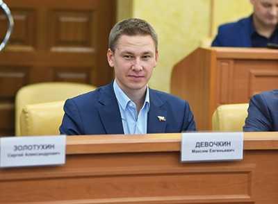 депутат Девочкин