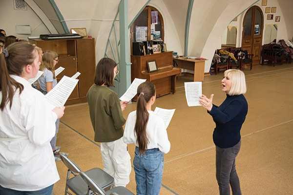 хоровая студия Ангара