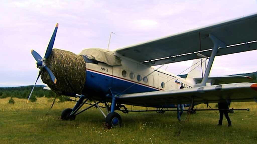 самолет ан2