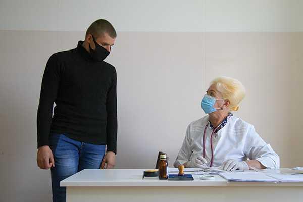 призыв медкомиссия