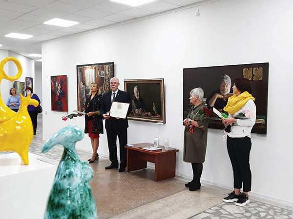 диас галерея