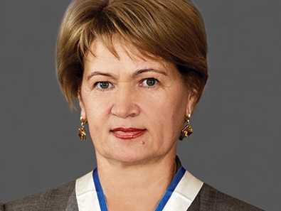 Галина Зюбр