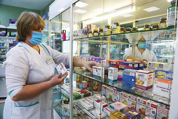 аптеки-лекарства