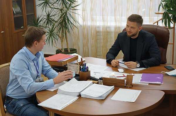 сбор подписей по строительству поликлиники в Глазково
