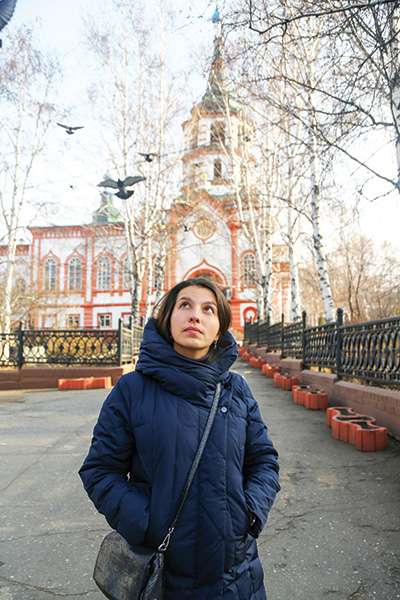 Анастасия Зверькова