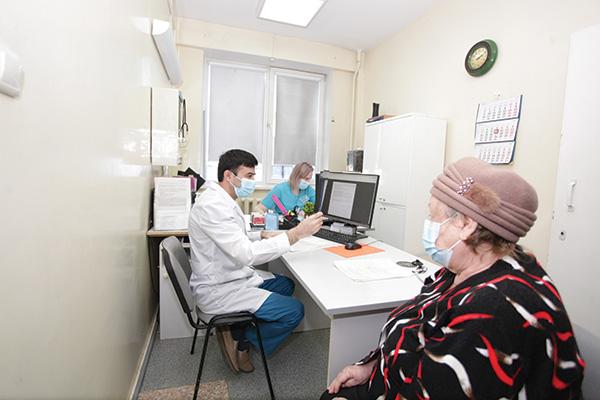 больницы кабинет