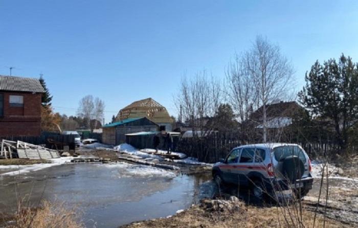 подтопления Иркутск