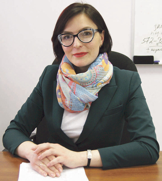 Марина Шавела