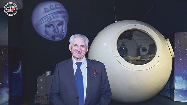 космонавт волынов