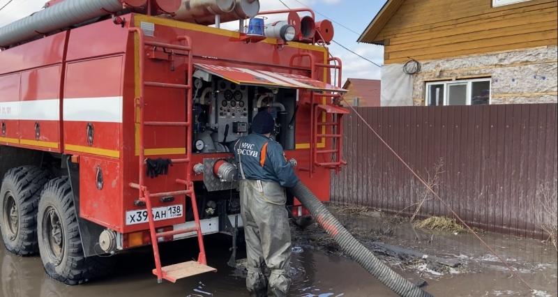 откачка воды Хомутово