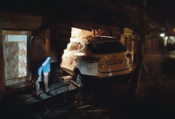 автомобиль чп
