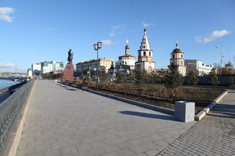 Нижняя Набережная Иркутск
