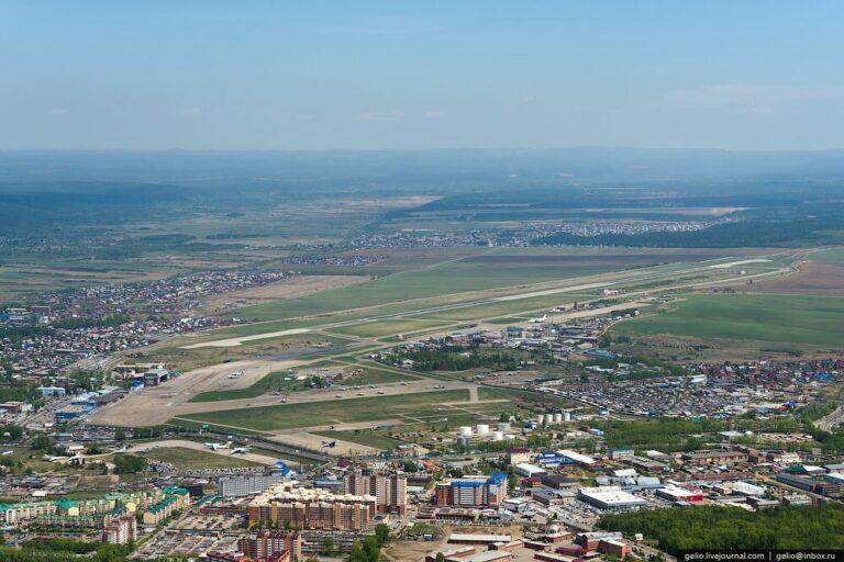 приаэродромная зона Иркутск